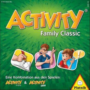 Gesellschaftsspiel Activity. Quelle: Activity, Piatnik