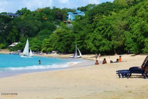 Beautiful Princess Margaret Beach on Bequia Source: Canyon's Photography Bequia