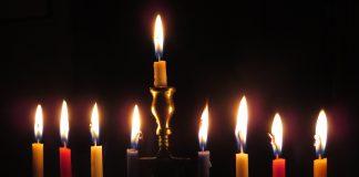 Chanukka ist das traditionelle, jüdische Lichterfest. Quelle: pixabay.com