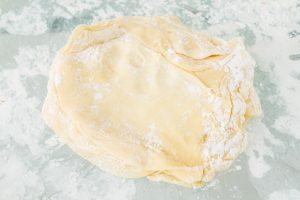 Yufkateigblätter wird auch zur Herstellung von Baklava benutzt. Bildquelle: Shutterstock.com