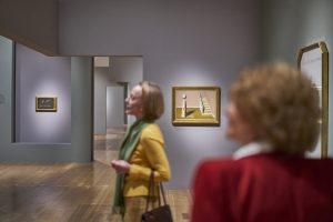 Schirn_Presse_Magritte_Ausstellungsansicht_Norbert_Migulet z_7.jpg MAGRITTE. DER VERRAT DER BILDER, Ausstellungsansicht © Schirn Kunsthalle Frankfurt, 2017, Foto: Norbert Miguletz