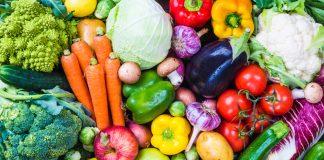 Obst und Gemüse sind die Basis für eine vegane Lebensweise. Bildquelle: Shutterstock.com