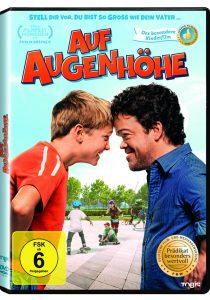 Auf Augenhöhe, DVD-Cover, Quelle: © Tobis Film