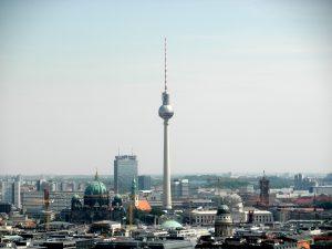 Heute prägt der Fernsehturm das Berliner Stadtbild. Quelle: pixabay.de