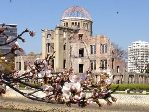 Noch heute sind die Folgen der Atombombe in Hiroshima sichtbar. Quelle: pixabay.de