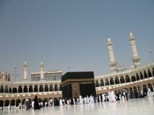 Massenpanik in Mekka. Quelle: Pixabay.de
