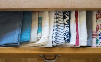 Geschirrtücher. Quelle: Shutterstock.com