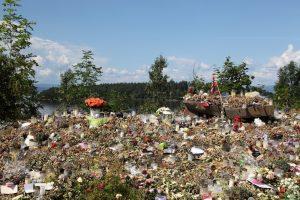 Das Breivik-Attentat löste eine weltweite Welle der Anteilnahme aus. Quelle: shutterstock.com