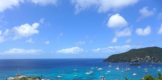 """Island in the Clouds"" - Bequia in the Caribbean. Bildquelle: 59plus GmbH"