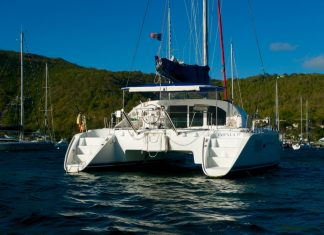 "A Dream comes true! Sailing around the Grenadines with Captain ""African. Source: 59plus GmbH"