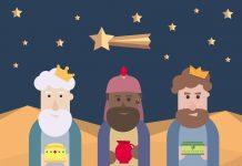 Am 6. Januar ziehen die Sternsinger wieder verkleidet als die heiligen drei Könige von Tür zu Tür. Bildquelle: shutterstock.com