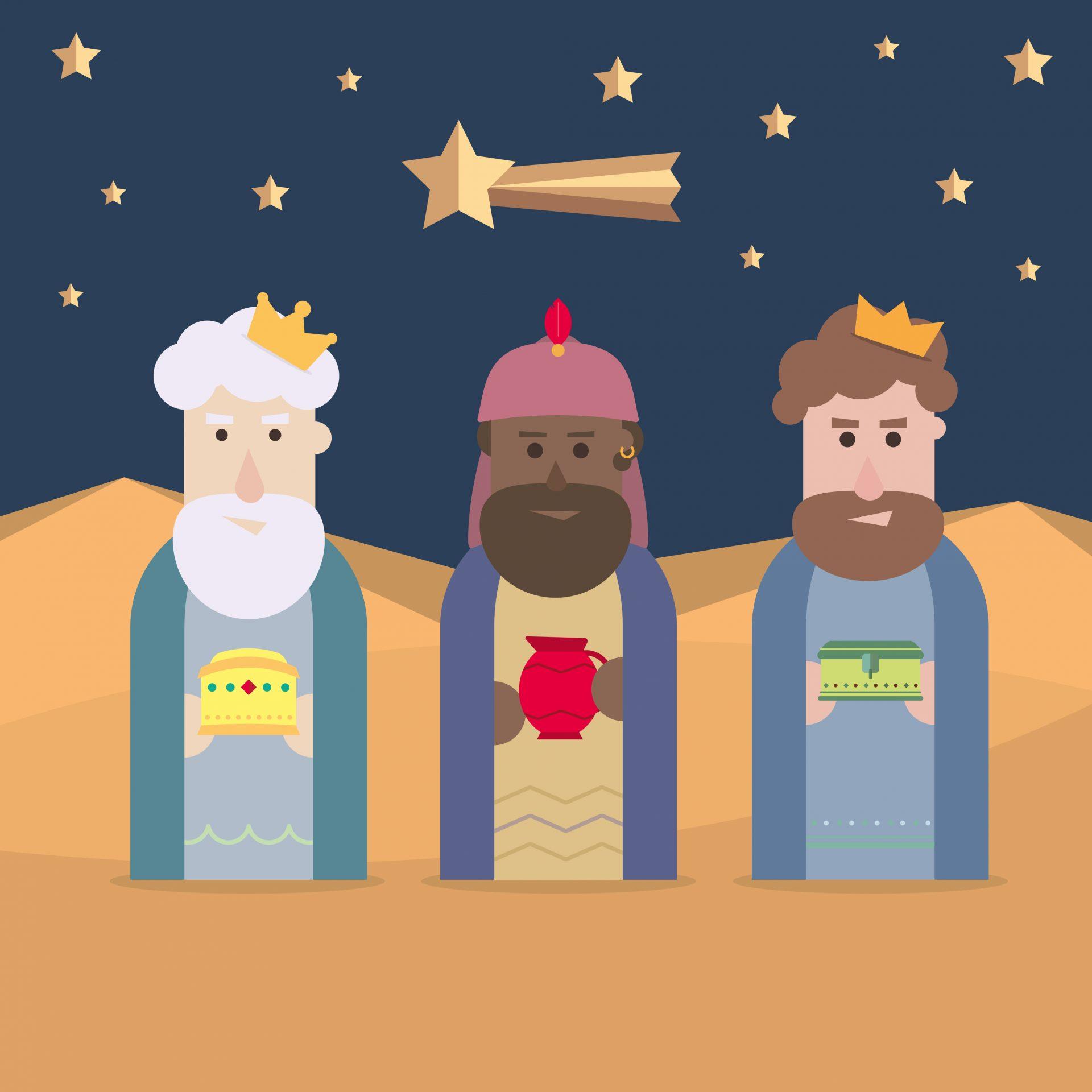 Bildquelle Plusoneshutterstockcom: Die Heiligen Drei Könige