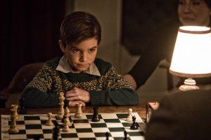 Bauernopfer - Spiel der Könige : Bild Seamus Davey-Fitzpatrick. Das leben des Bobby Fischer. Copyright: Studiocanal GmbH 2016