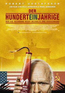 Der Hundertjaehrige_Plakat, Quelle: © 2017 Concorde Filmverleih GmbH/Nice FLX