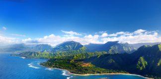 Mitten im pazifischen Ozean - Hawaii. Bildquelle: Shutterstock.com