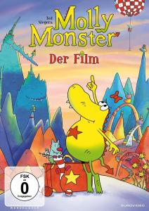 Molly Monster Filmplakat, Quelle: © 2017 EuroVideo Medien GmbH