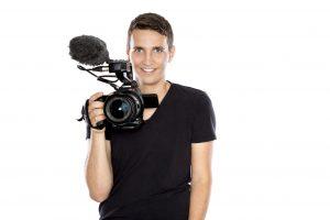 Mattin Ott: Unser Mann für Ton und Bild