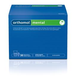 Orthomol Mental® unterstützt die mentale Leistungsfähigkeit. Bildquelle: Orthomol GmbH