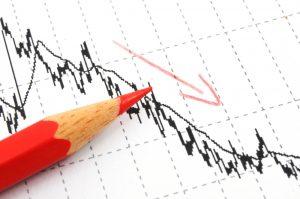 Die fetten Jahre sind vorbei. Sparen ist leider wenig attraktiv zur Zeit. Bildquelle: Shutterstock.com