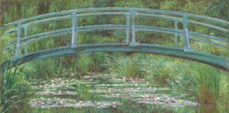 Der Nemichi Shrine in Japan ist ein Abbild der gemalten Seerosengärten von Claude Monet. Bildquelle: Shutterstock.com
