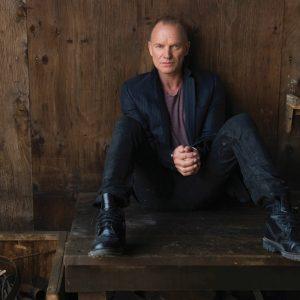 Sting - Singer, Songwriter und Schauspieler mit sozialem Engagement. Quelle: Universal Music
