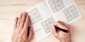 Sudoku trainiert die grauen Zellen. Bildquelle: Shutterstock.com