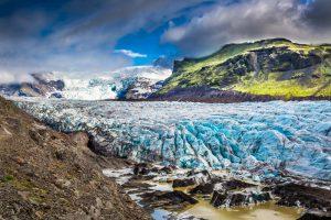 Der Vatnajökull - atemberaubendes Island. Quelle: Shutterstock.com