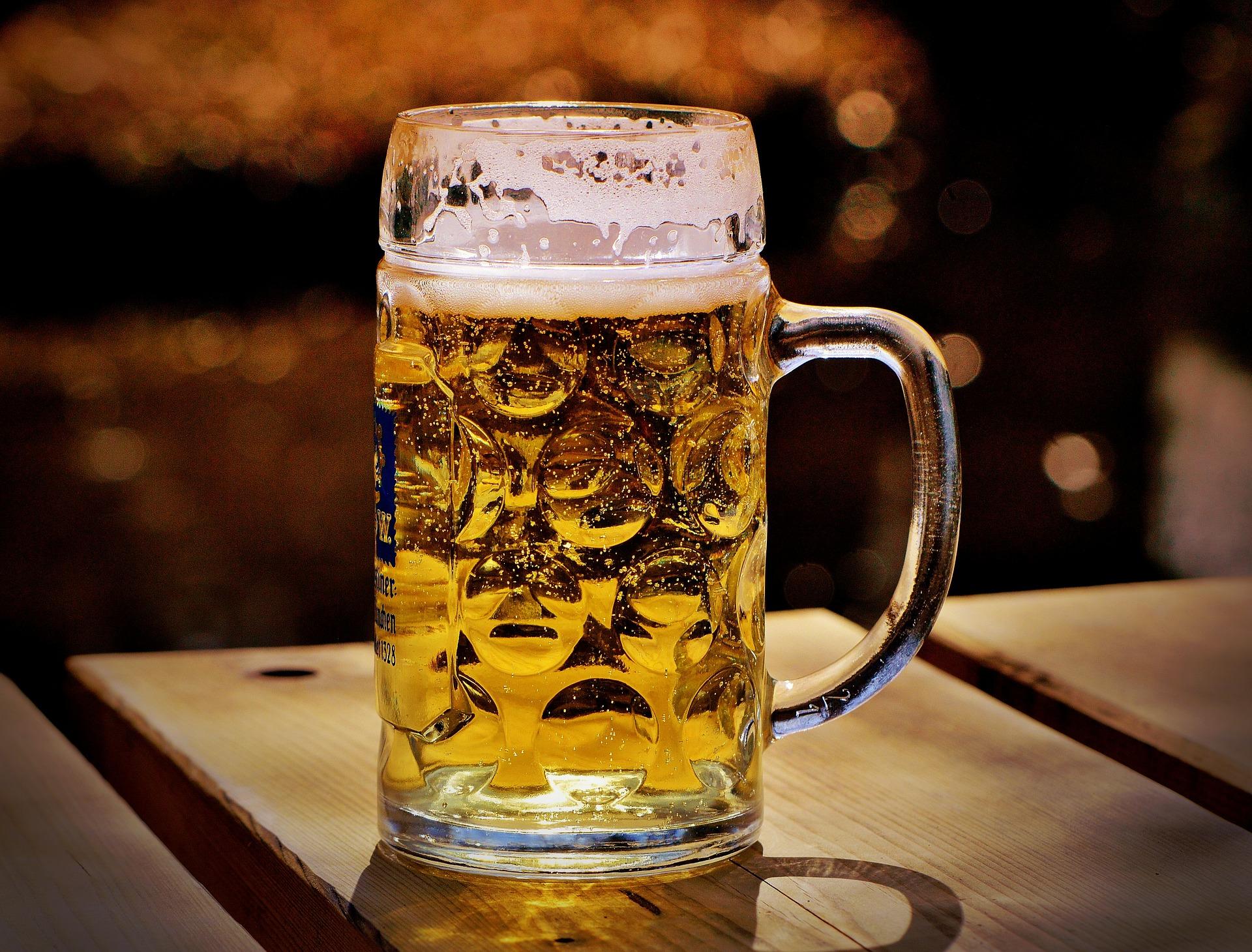 Bier Erfindung