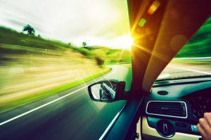 Die Autobahn hat die Landstrasse in der Unfallstatistik inzwischen abgelöst. Bildquelle: Shutterstock.com