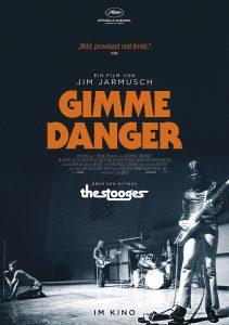 Gimme Danger Plakat, Quelle: © 2017 STUDIOCANAL GmbH.