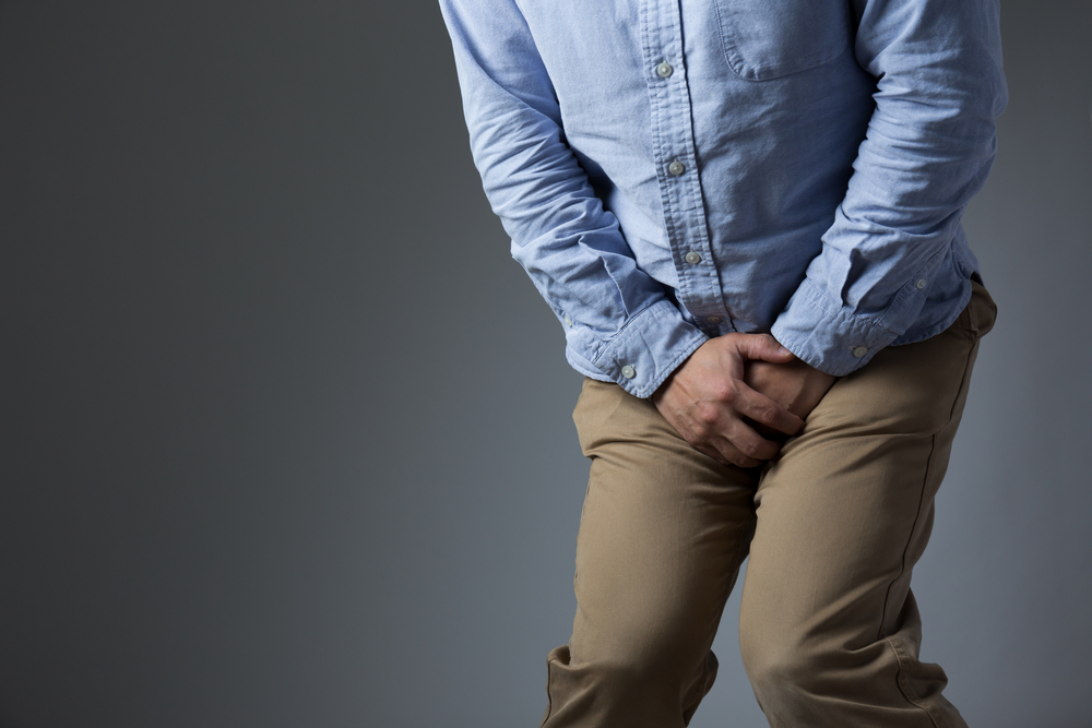 Blasenschwäche oder auch Harninkontinenz gehört leider noch immer zu den Tabuthemen in unserer Gesellschaft. Bildquelle: shutterstock.com