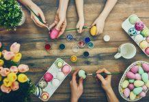 Ostern steht vor der Tür und wird bunt! Bildquelle: Shutterstock.com