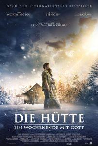 Plakat, Die Hütte – ein Wochenende mit Gott, Quelle: Concorde Filmverleih GmbH