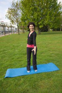 Auf den Armen und Schultern liegt der Schwerpunkt dieser Übung. Bildquelle: 59plus GmbH