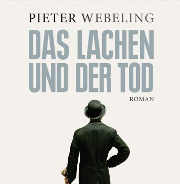 """Der Roman """"Das Lachen und das Tod"""" konfrontiert den Holocaust auf eine völlig neue Weise. Bildquelle: blessing Verlag"""