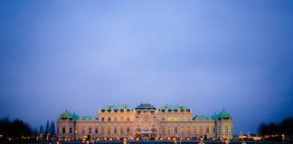 Das Schloss Belvedere bildet eine der malerischsten Kulissen Wiens. Bildquelle: pixabayx.de