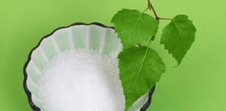 """Xylit ist die """"gesunde"""" Variante zum herkömmlichen Zucker. Bildquelle: shutterstock.com"""