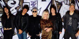 Blondie die Punkt-Band mit Kult-Faktor. Quelle: Alexander Thompson