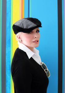 Blondie Frontfrau Debbie Harry. Quelle: Guy Furrow