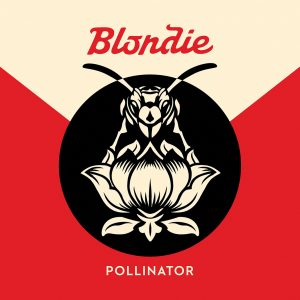 Blondie Pollinator CD-Cover, Quelle: BMG/Presse Peter