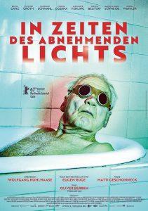 Filmplakat IN ZEITEN DES ABNEHMENDEN LICHTS. Quelle: © Hannes Hubach X-Verleih AG