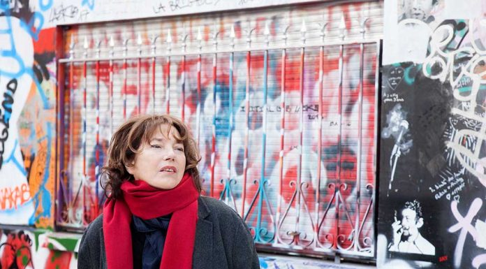 Jane Birkin singt BIRKIN GAINSBOURG LE SYMPHONIQUE. Quelle: Warner Music Germany/Carole Bellaiche