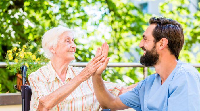 """Je mehr """"echte"""" Bindung, desto wertvoller die Pflege. Bildquelle: shutterstock.com"""