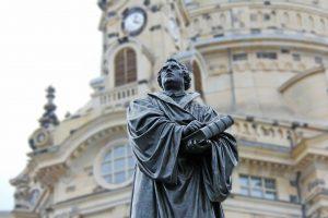 500 Jahre Reformation und Martin Luther. Bildquelle: Pixabay.de