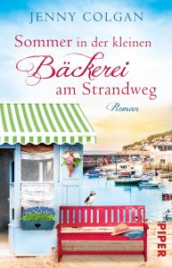 """""""Sommer in der kleinen Bäckereri am Strandweg"""" von Jenny Colgan."""