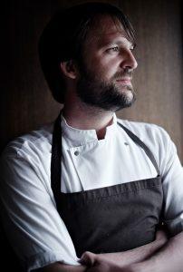 René Redzepi Koch im NOMA. Das beste Restaurant der Welt. Quelle: Pierre Deschamps