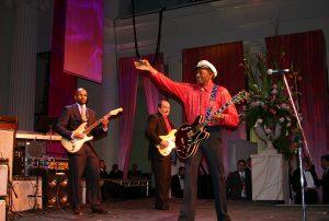 Charles Jr und, Chuck Berry live, Quelle: Universal Music
