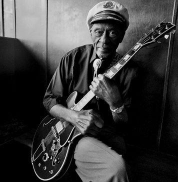 Chuck Berry. Quelle: Universal Music