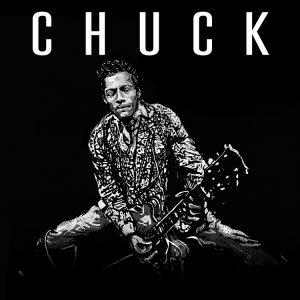 Chuck Berry, Albumcover CHUCK. Quelle: Universal Music