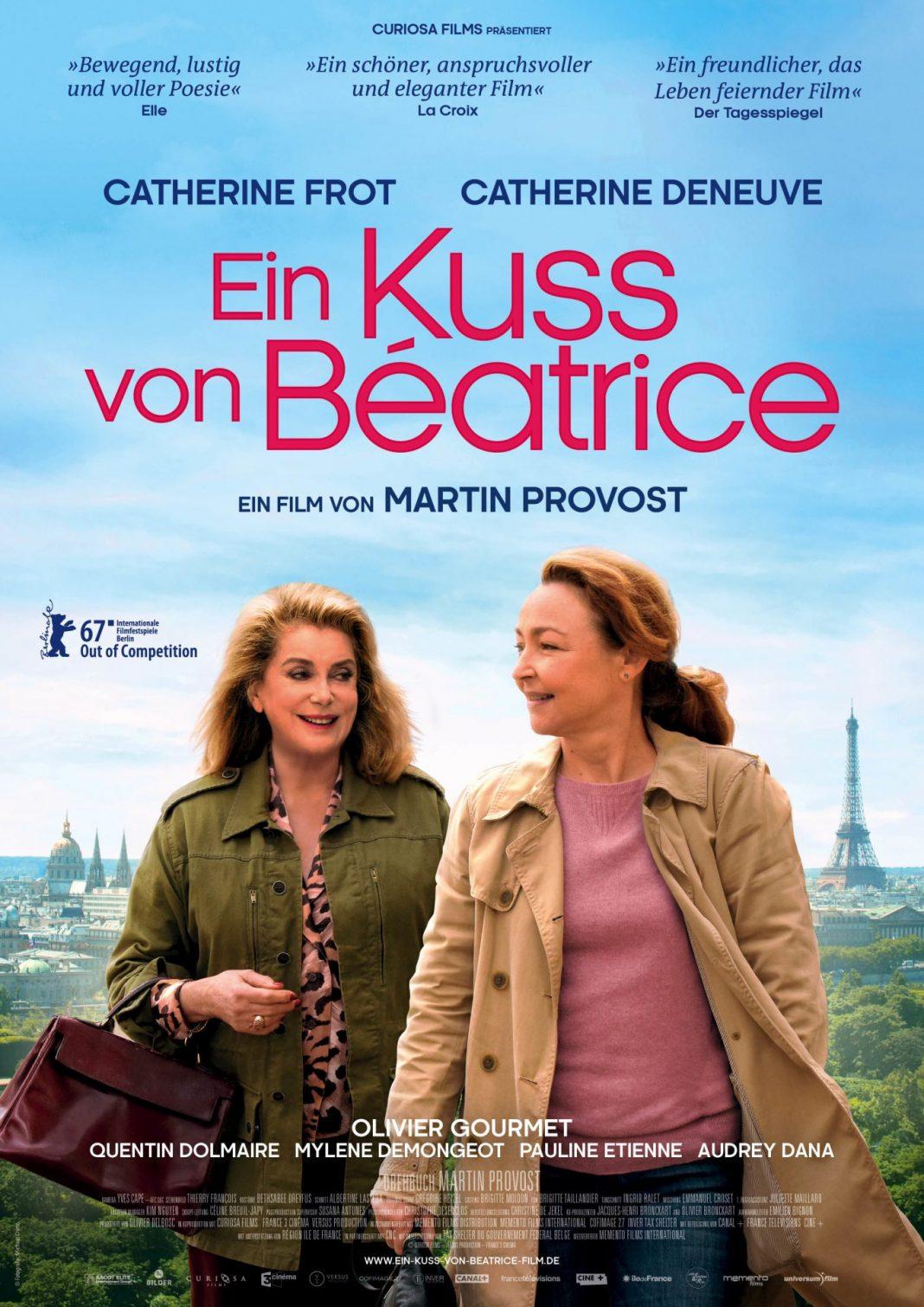 Neu im Kino: EIN KUSS VON BEATRICE - 59plus